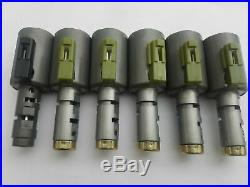 Vw audi seat mini 09G automatic transmission gearbox solenoid kit TF60SN O9G