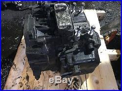 Vw passat, golf, scirocco, audi a3 dsg automatic Gearbox KMX 02E301103