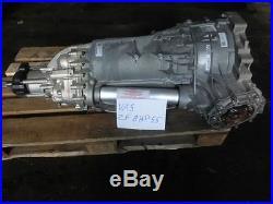 Zf8hp55 Automatic Gearbox 8 Aisle nVF QDC AUDI A6 A7 3.0 TDI BITUBO Quattro