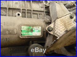 #m30101 Audi A4 Avant Quattro Sport 2002 Automatic Transmission Gearbox