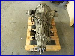 #m30851 Audi A5 S5 Tfsi Quattro 2007-2017 Automatic Transmission Gearbox